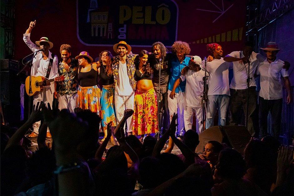 Com apresentações lotadas, Samba Vai Kem Ké tem mais três shows até o Carnaval