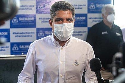 Salvador recebe 50 novos respiradores para enfrentar a pandemia