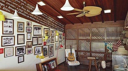 A Casa Di Vina está com visitação aberta ao público diariamente, das 12h às 22h