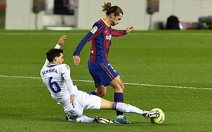 Barcelona ficou no 1x1 com o Eibar