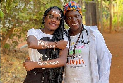 Jovem quilombola baiana é aprovada em medicina em faculdade no RS