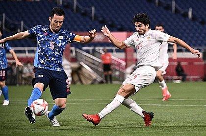 Espanha bate Japão e encara o Brasil na final do futebol em Tóquio
