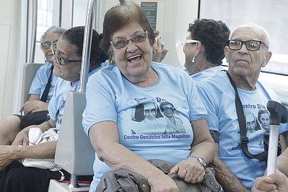 Bahia tem 2 milhões de pessoas acima dos 60 anos, diz IBGE