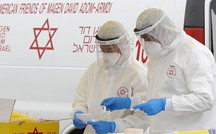 Em Israel, vacina traz sensação de normalidade