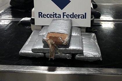 Passageiro é preso com 6,7 kg de 'super maconha' no Aeroporto de Salvador