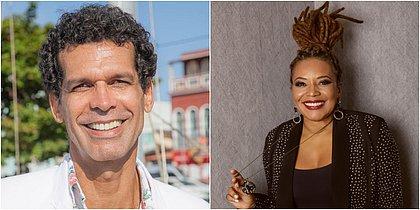 Jackson Costa e Margareth Menezes participam da estreia do Enecult