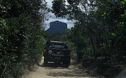Grilagem no Capão: invasor de terras não comparace à audiência virtual