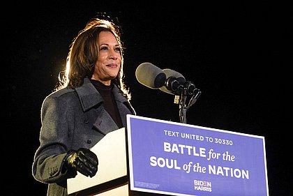 Conheça Kamala Harris, a primeira mulher negra a ser vice-presidente dos EUA