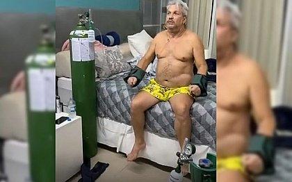Com coronavírus, Sikêra Jr exalta cloroquina e diz que esquerda é 'povo safado'