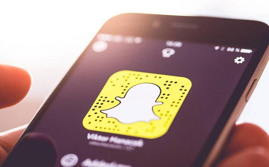 Snapchat chega a 203 milhões de usuários e ações sobem quase 10%