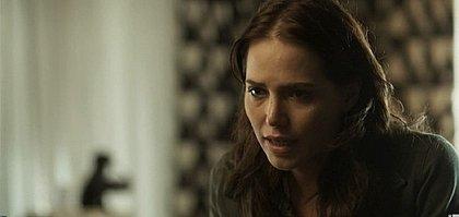 Rosa (Letícia Colin) em cena da novela das nove; garota engravidará do ex-namorado