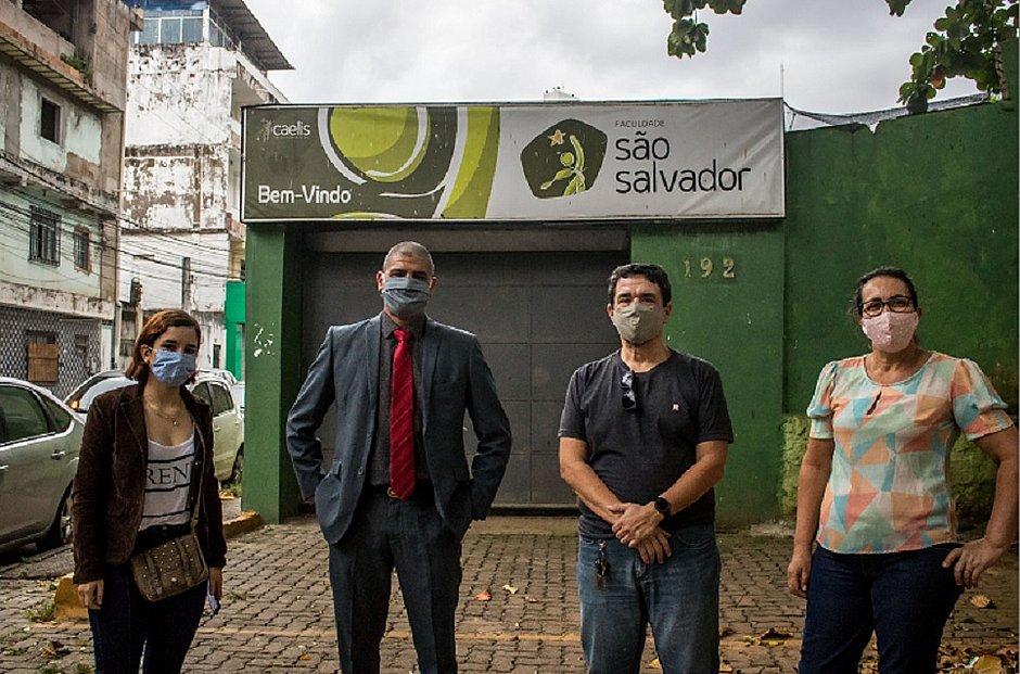 Faculdade deixa 4 mil estudantes sem aula à distância na pandemia