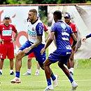 Bahia quer manter a mesma pegada fora de casa para continuar no pelotão de frente do Brasileirão