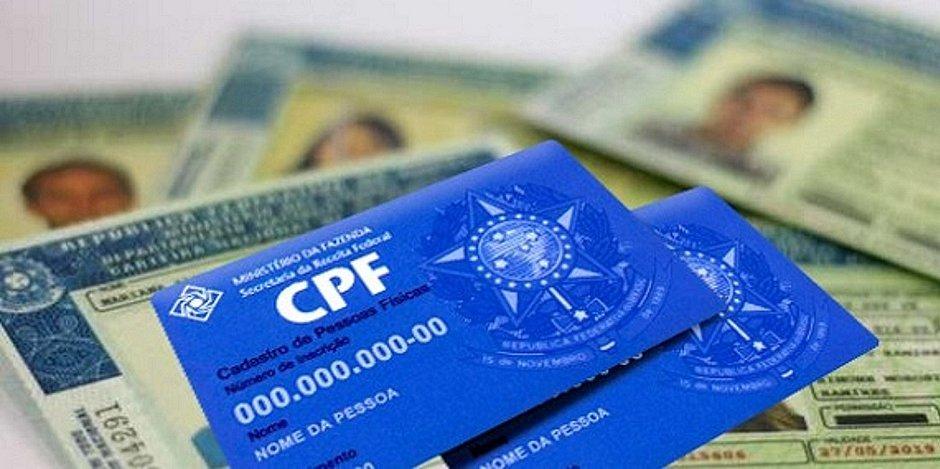 Número de CPF pode ser obtido nas agências dos Correios