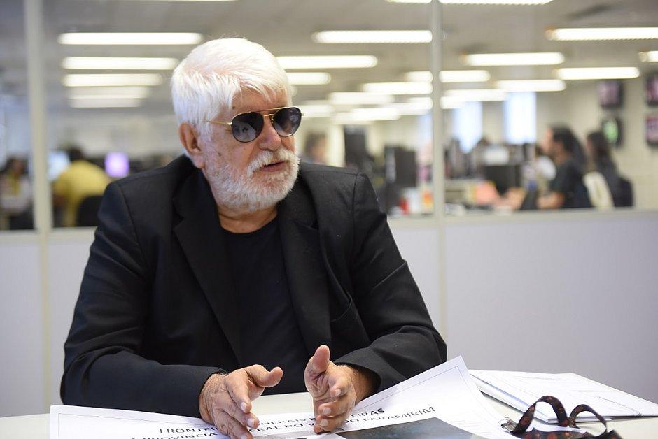 João Cavalcanti é o presidente da Companhia Vale do Paramirim