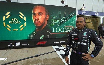 Hamilton assumiu novamente a liderança do mundial de pilotos