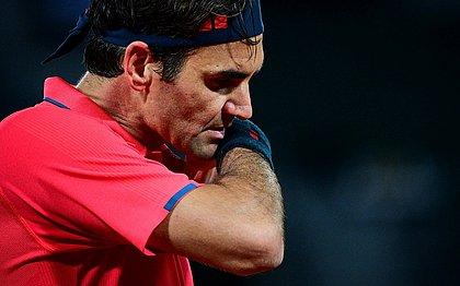Federer foi eliminado por Felix Auger-Aliassime