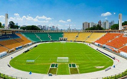 Pacaembu será o palco de Santos x Vitória