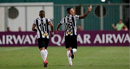 Triunfo do Atlético-MG não foi suficiente para evitar a queda na primeira fase da Sula