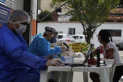 Testagens rápidas identificam 116 casos de Covid-19 em Pernambués, Fazenda Grande e Boca do Rio