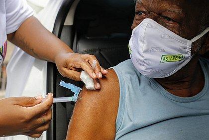 Salvador recebe mais 60 mil vacinas neste sábado; serão 441 mil para a Bahia