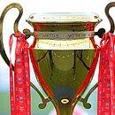 O troféu do Campeonato Baiano