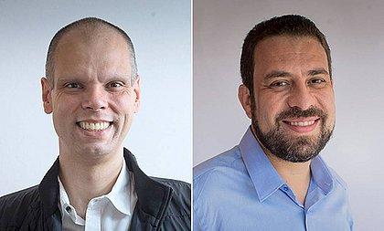 Covas tem 57% dos votos válidos em SP e Boulos, 43%, aponta Ibope