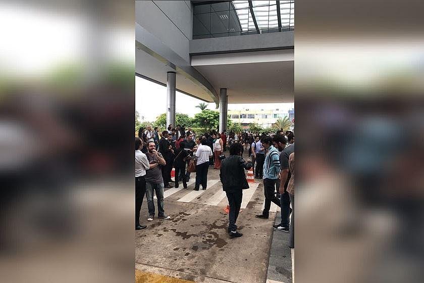 Tremor é sentido em SP, Brasília e em diversas regiões do Brasil