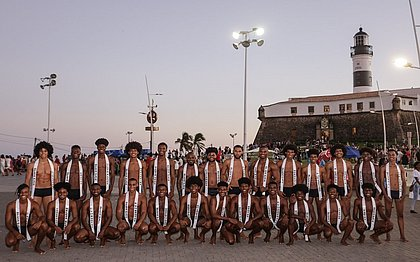 São 32 homens concorrendo ao título adulto no Concurso Beleza Black 2019