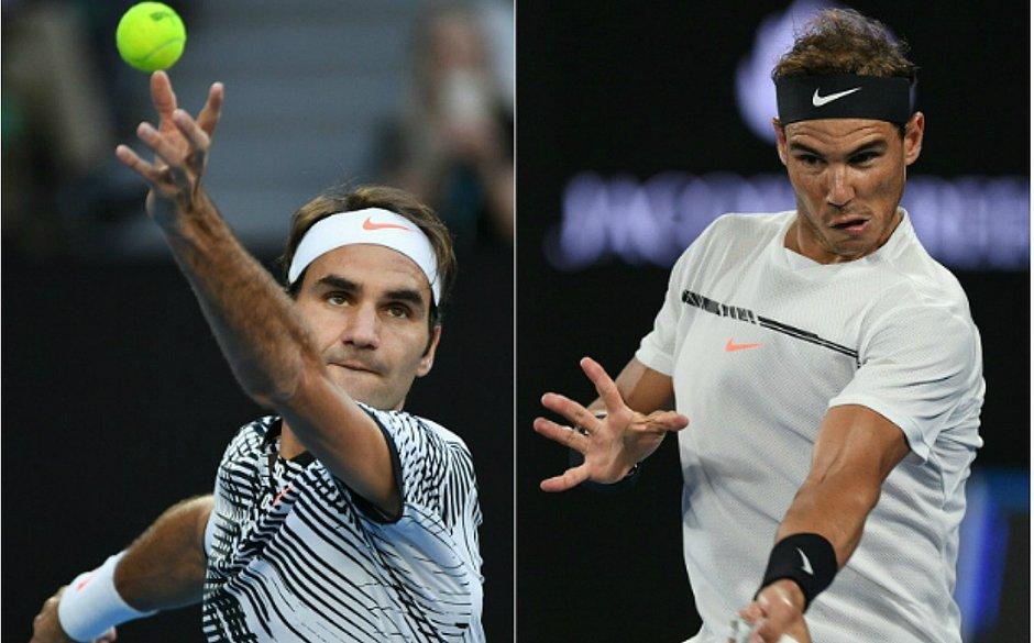 Federer e Nadal farão a semifinal em Roland Garros
