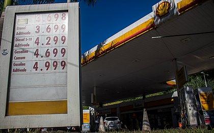 Gasolina em alta: combustível tem alta de 13% na Bahia em 30 dias