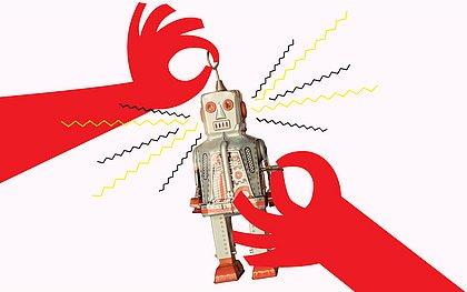 Quem tem medo de robô? Saiba como robótica e programação empoderam pessoas