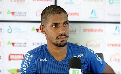 Ramon fez apenas quatro jogos pelo Bahia na atual temporada