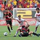 Vico estreou pelo Vitória