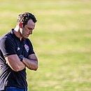 Bruno Pivetti teve só quatro jogos como treinador do Vitória e já sofreu dois baques; desafio agora é a Série B