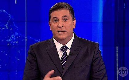 Coronavírus faz Silvio Santos afastar Carlos Nascimento do SBT Brasil