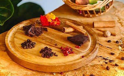 Chocolate com harmonização com chás, vinhos e cafés