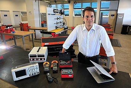 Flávio Marinho, gerente executivo de Tecnologia e Inovação do Senai Cimatec
