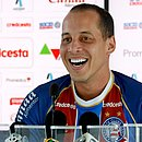 Rodriguinho chegou ao Bahia para ser o meia que Roger Machado busca para o time