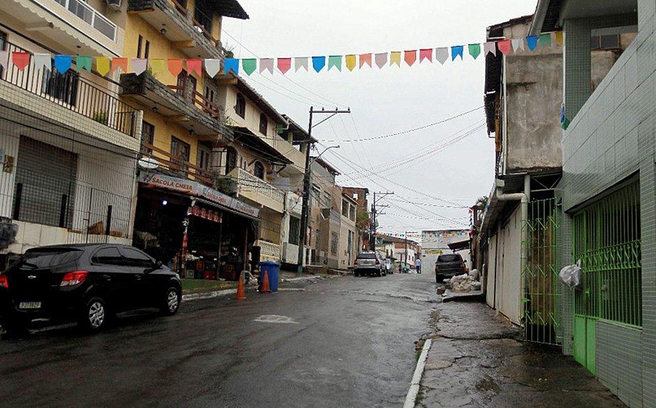 Rua no bairro Cidade Nova tem 13 casos de chikungunya registrados