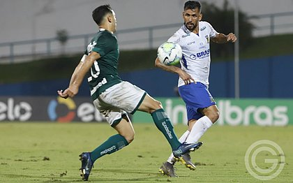 Goiás vence o Santo André e avança na Copa do Brasil