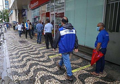 Bancos e lotéricas devem ter monitores de filas a partir desta sexta (19)