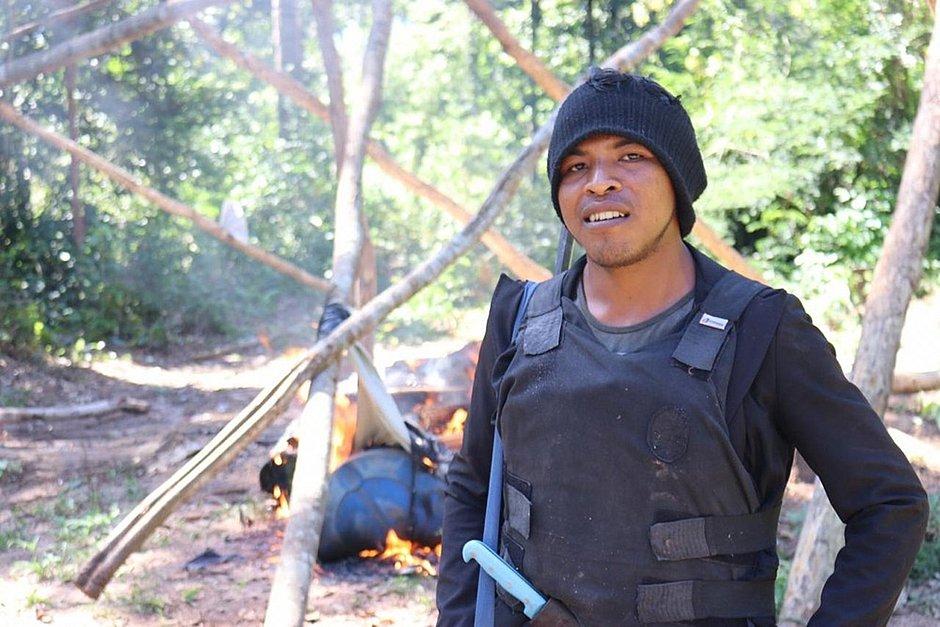 Líder indígena Guajajara é assassinado em confronto com madeireiros
