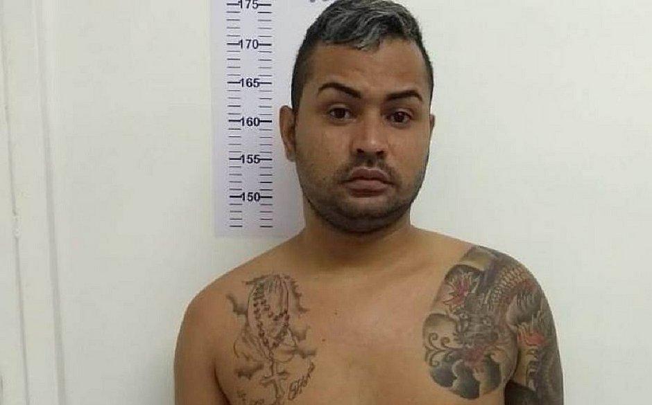 Preso no MT é apontado como líder do tráfico de Luís Eduardo Magalhães