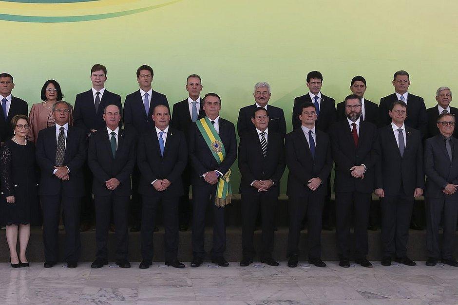 Bolsonaro se reúne com Conselho de Ministros nesta quinta