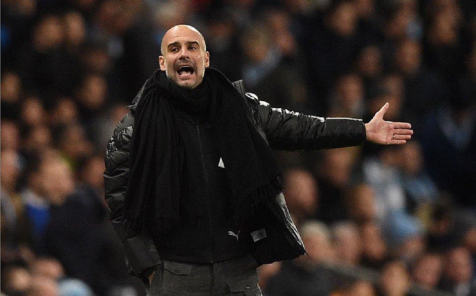 Guardiola nega cláusula para deixar City no fim da temporada