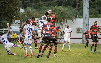 Leão teve dificuldades de criar ataques contra o Avaí