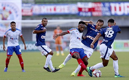 Bahia ganhou do Bahia de Feira por 1x0