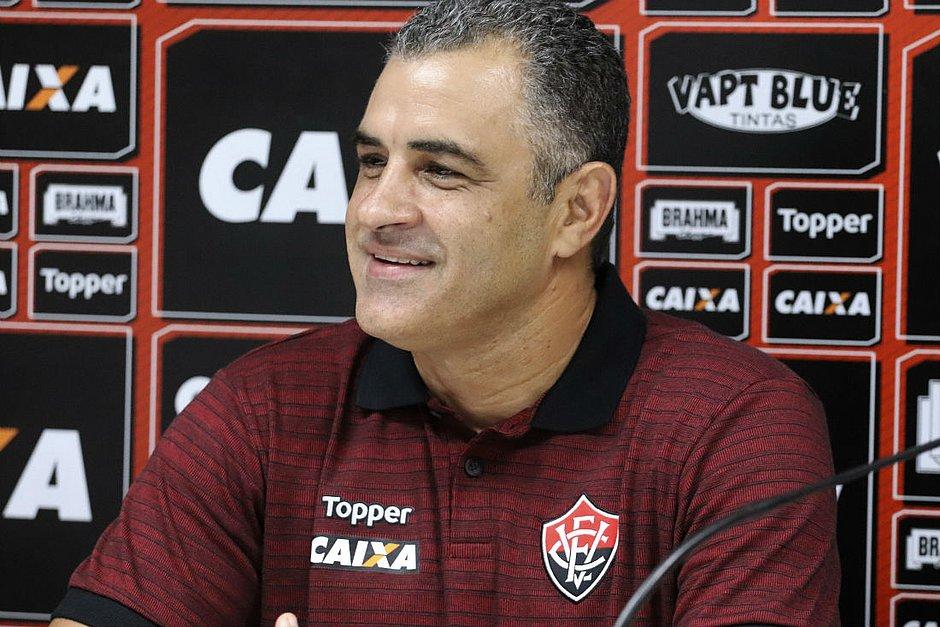 Marcelo Chamusca será o treinador do Vitória em 2019 (Maurícia da Matta EC  Vitória) 16afe3fd2ed91