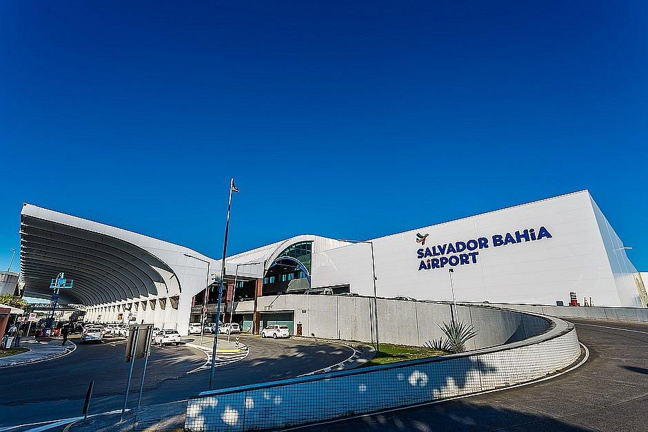 Resultado de imagem para aeroporto da bahia